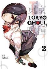 Tokyo Ghoul 2 por Sui ISHIDA Libro De Bolsillo 9781421580371 NUEVO