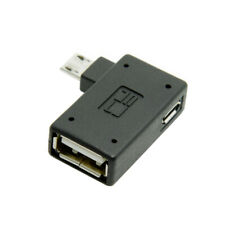Micro USB OTG Host Cable Adapter Male to USB Power Converter for Tablet Phone