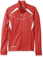 ASICS Girls Jr Cali Jacket Size RED XL YT2694