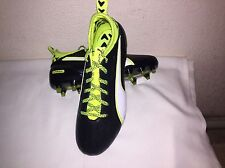 4098d0ed242a Puma Youth EvoTouch 1 FG Soccer Shoes Spikes GYM 10374901 size 5 c UK 4