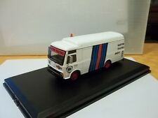 tron kit sc1/43 om55 furgone assistenza martini corse 1986,realdy built