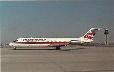 TRANS  WORLD  AIRLINES        -           McDonnell - Douglas DC-9-32