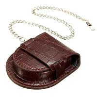 Case Watches Pocket Watch Pocket Watch Pouch Watches Storage Bag Leather