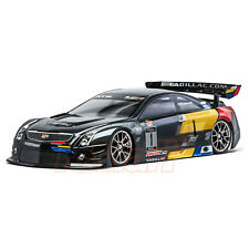 Protoform Cadillac ATS-V.R Clear Body 190mm 1:10 RC Car Touring On Road #1543-30