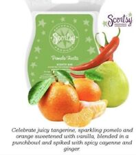 "Scentsy Wax Bars - ""Pomelo Fiesta"" Fruity Green Wax Scent For Warmers"