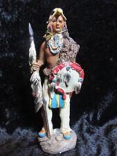 MC 38008 Figur Indianer Adlerkopf Eaglehead Speer & Schild USA Amerika