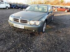 BMW 7 SERIES E65 735i  BREAKING FOR PARTS WHEEL NUT