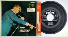 JOHNNY HALLYDAY - EP Spain PS - Wap Dou Wap - 432 858 BE 1963 – EP ESPAGNE VG+
