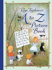 Gyo Fujikawa's A to Z Picture Book-ExLibrary