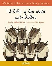 The wolf and the seven cabritillos. new. Domestic Expedited/INTERNAT. cheap. li