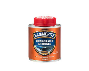 Hammerite Direct To Rust Metal Paint - Thinners