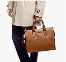 Hugo Boss Men's Lagend Leather Briefcase Bag BNIB with tags and in dust cover