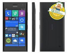 Nokia Lumia 735 Smartphone Dark Grey Grade A (Unlocked) 8Gb Microsoft 4G LTE