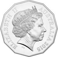 2015 AUSTRALIAN 50 CENT COIN