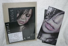 A-Mei Chang Story Thief 2017 Taiwan Ltd CD+folded poster+flyer(Preorder Ver)AMEI