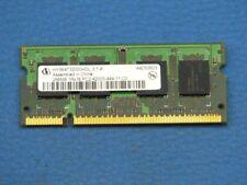 256MB RAM 1Rx16 PC2-4200S-444S-444-11-C0 Amilo 1538 Notebook 10070092-43890