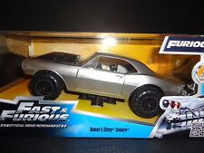 Chevrolet Chevy Camaro off Road Roman's film Fast and Furious 6 1/24