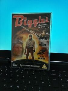 Biggles: Adventures in Time DVD 2003 The Immortals John Deacon Queen