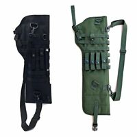 Outdoor Tactical Rifle Scabbard Shotgun Military Case Shoulder Carry Bag Hunting
