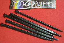 5X PENNA PENNINO STYLUS PER NOKIA 5250 XPRESS MUSIC X TOUCH SCREEN DISPLAY NERO