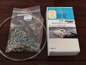R-Model 1/35 35083 Metal Track For WWII German 38T Late type
