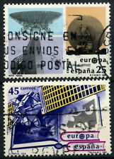 Spain 1991 SG#3105-6 Europa, Europe In Space Used Set #D56377
