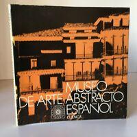 Catalogo Museo de Arte Abstracto Espanol De Cuenca 1974