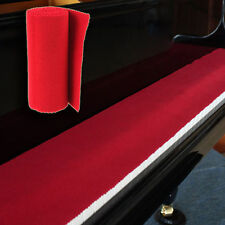 Red Nylon & Cotton Dust Cover Cloth for Piano Key Keyboard Cover Distinctive