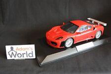 MDS built transkit Ferrari 430 GT3 1:18 red (PJBB)
