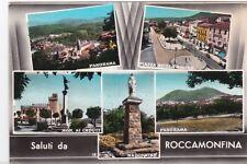 # ROCCAMONFINA: SALUTI DA