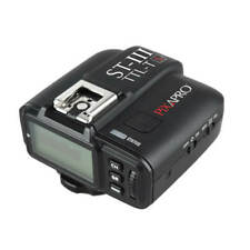 Radio Portable Flash Lighting Trigger Transmitter TTL Photography On-Camera