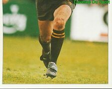 316 ALEX KING WASPS 2/2 ENGLAND STICKER PREMIER DIVISION RUGBY 1998 PANINI