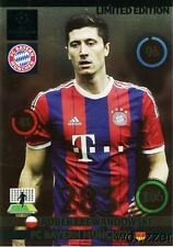 2015 Adrenalyn Champions League EXCLUSIVE Robert Lewadowski Limited Edition MINT