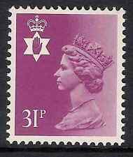 Northern Ireland 1984 NI64 31p litho phosphorised paper type I MNH