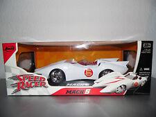 Lunga 28 cm! Chogokin Speed Racer Go Go Go Mach 5  - Diecast 1:18 Jada