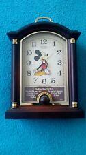 Rare Horloge Seiko Disney Japon 6 Mélodies