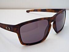 32f995e907e Authentic Oakley OO9262-03 Sliver Matte Brown Tortoise Warm Grey Sunglasses   200