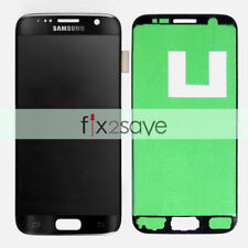 US OEM Black LCD Screen Touch Screen Digitizer Replacement For Samsung Galaxy S7