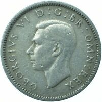 1947 COIN - SIXPENCE - George VI.  GREAT BRITAIN COIN    #WT18944