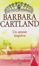 Un amour imprévu.Barbara CARTLAND.J'ai Lu C011