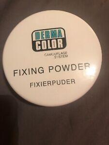 derma color camouflage Powder P5 Fixing Powder