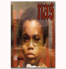Art Poster Nas I am.. Album 1999 Hip Hop Rap Music Art Cover 20x30 24x36 T346