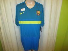 """FC Barcelona Nike Freizeit- Training Trikot 2013/14 """"ohne Sponsor"""" Gr.XL Neu"""