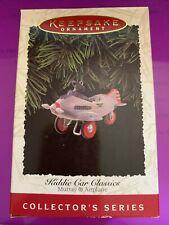 Hallmark Ornament Kiddie Car Classics Murray 1955 Airplane Collector's Series