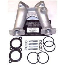Mangoletsi DHLA DCOE 45  Mini / A Series 6 inch single carburettor manifold