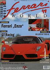 Ferrari World 49 2003 360 Challenge Stradale Enzo F2003 Minardi Alain Prost