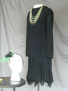 Gatsby Black Dress Costumes For Women For Sale Ebay
