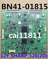 T-Con Board  12Y_SHARP_120(2D)  BN95-00628C BN41-01815 01815A Samsung UN60EH6000