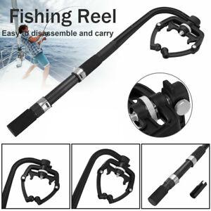 Fishing Reel Line Spooler Winder Machine Station System Spinning Casting Line US