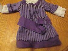 American girl Rebecca HANUKKAH DRESS